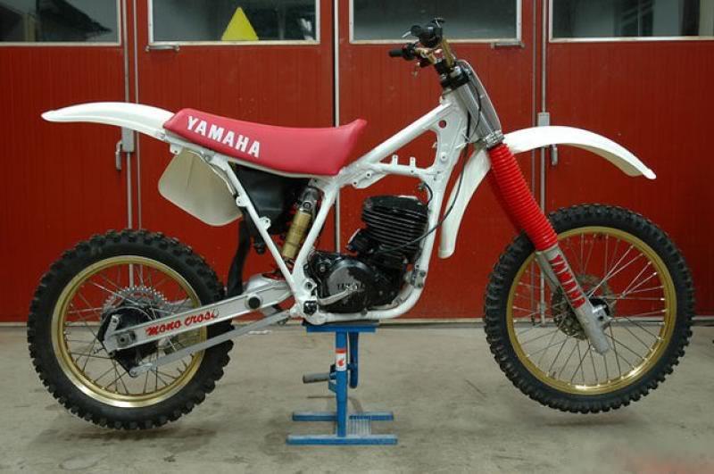 YZ 490 T - 1987 12578