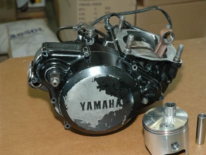 YZ 490 T - 1987 7506