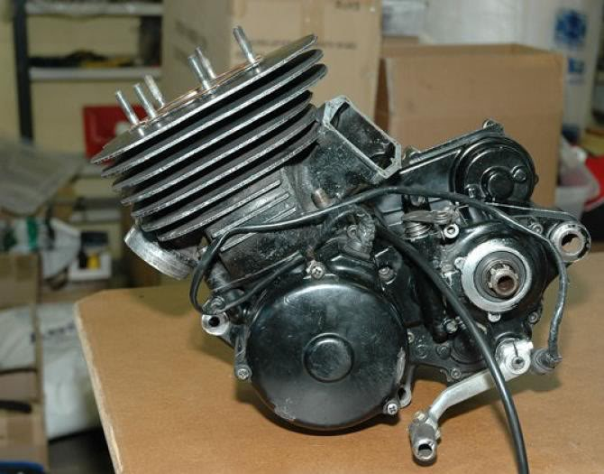 YZ 490 T - 1987 7507