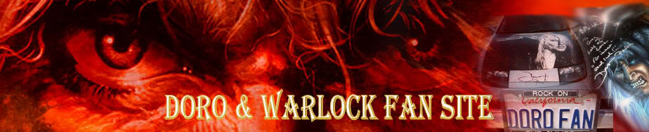 Doro & Warlock Fan Site!