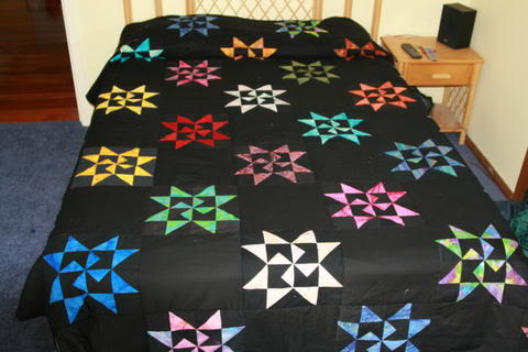 Quilts for teen boys Lukesstars