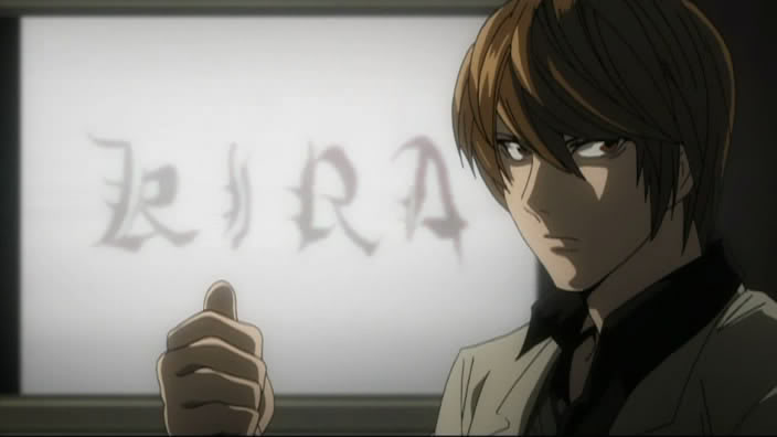 Death Note Kira