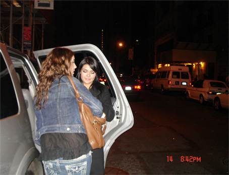Ale y su aventura con Yuridia en NY 1-1