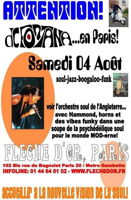 La Nuit de La Soul - 03/10 - Dj Domisoul à Paris Flechedor2