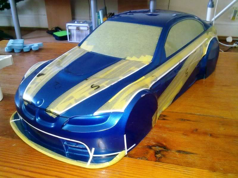 My new project for M3 Cup. 130220111431