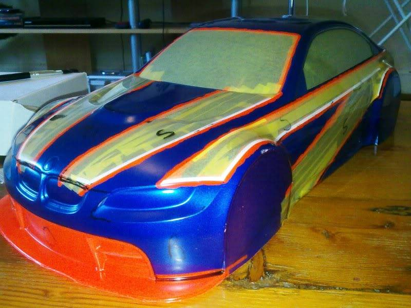 My new project for M3 Cup. 130220111435
