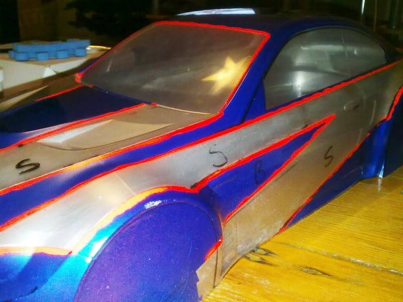My new project for M3 Cup. 140220111448