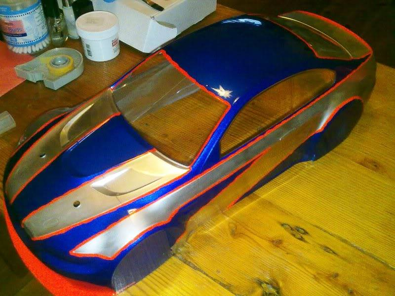 My new project for M3 Cup. 140220111457