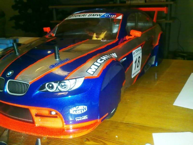 My new project for M3 Cup. 150220111462