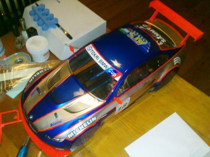 My new project for M3 Cup. 150220111464