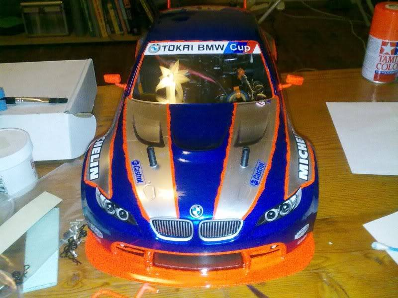 My new project for M3 Cup. 150220111465