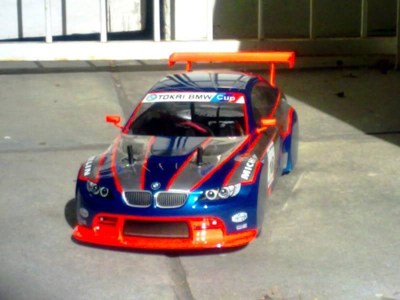 My new project for M3 Cup. 150220111476