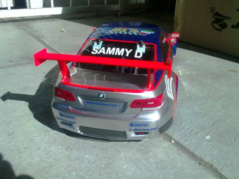 My new project for M3 Cup. 150220111483