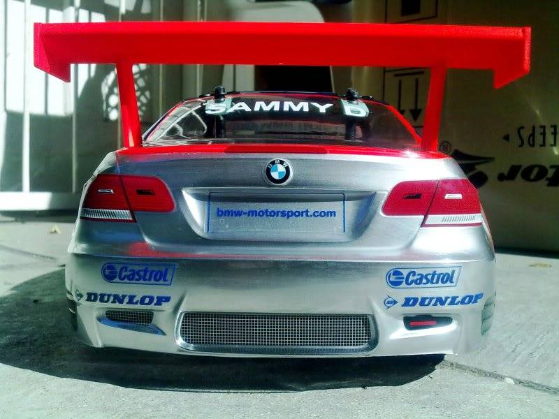 My new project for M3 Cup. 150220111485