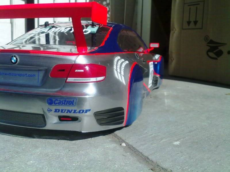 My new project for M3 Cup. 150220111486