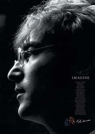 Beatles Galería Lennon