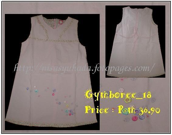 branded kidswear --------- SAle -------------- Gymboree_18