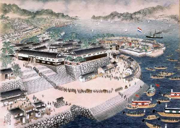 [Lịch sử] Bakumatsu (Mạc Mạt) NagasakiNavalTrainingCenter