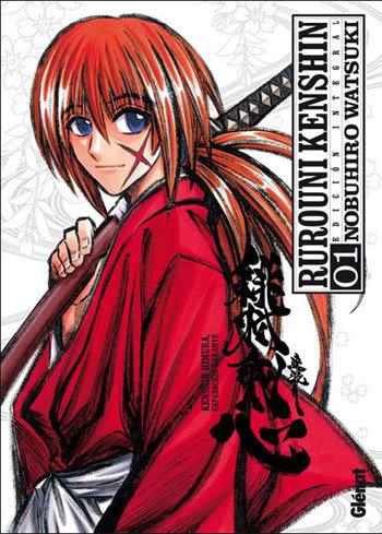 Rurouni Kenshin, edición integral. Glenatkenshin01