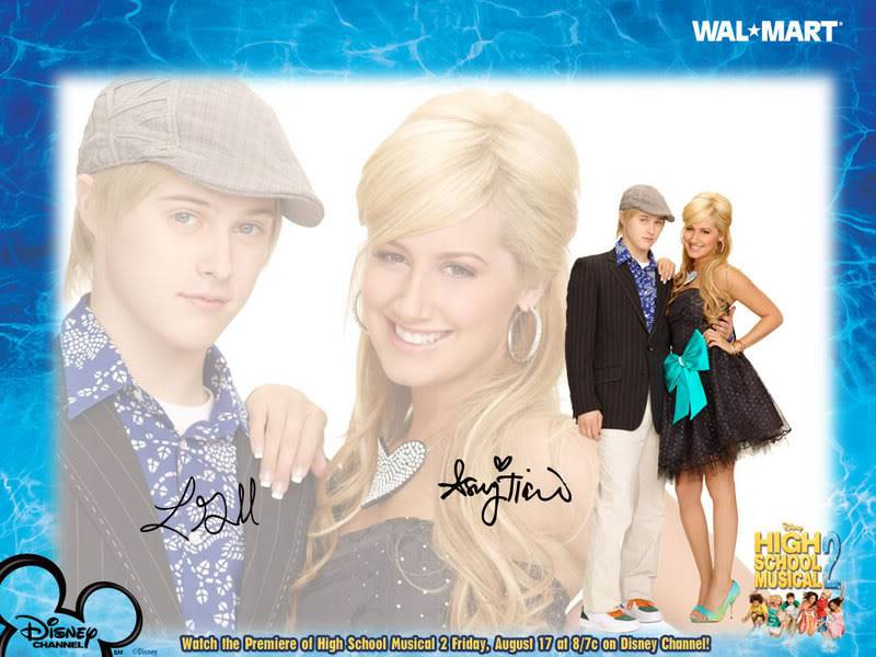 Ashley Tisdale Hsm2_lucas-ashley