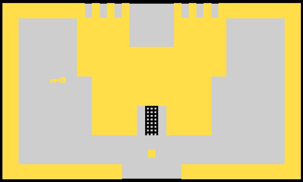 GAMES: Adventure (Atari 2600): as aventuras de um pixel Currentlevel1