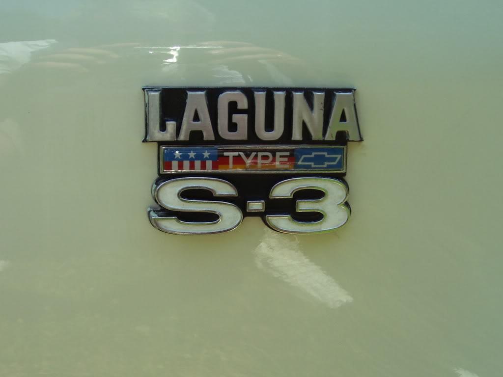 Laguna S-3 Emblems LaGunaS36-16-07007