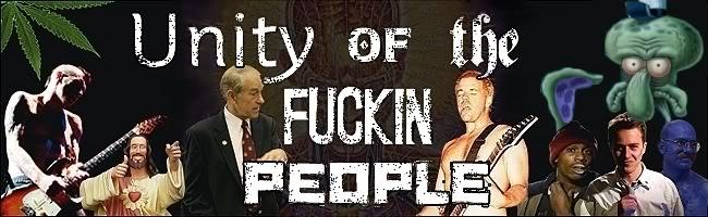Unity of the Fuckin People