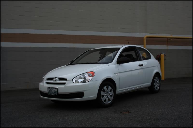 Tap's 09 Hyundai Accent IMG_5122
