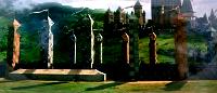 Campo de Quidditch.
