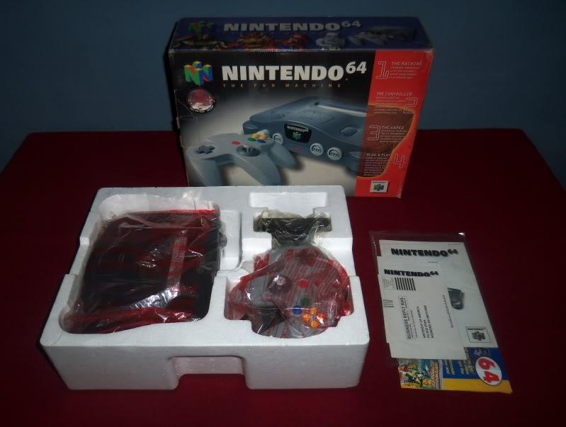 colección actualizada de kurono por el fin del mundo 21-12-12 Nintendo64