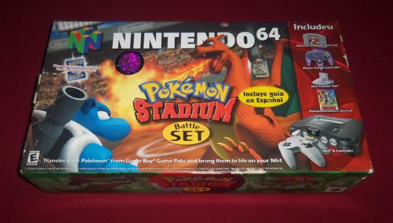 colección actualizada de kurono por el fin del mundo 21-12-12 Nintendo64pokemonset1