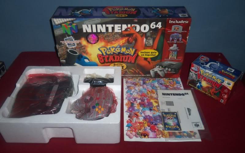 colección actualizada de kurono por el fin del mundo 21-12-12 Nintendo64pokemonset2