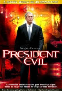 La otra cara de los videojuegos President_Evil