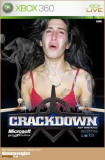 La otra cara de los videojuegos Crackdown