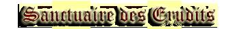 Sanctuaire des Erudits