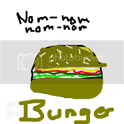hamburger? - Page 2 DoodlepicBurger
