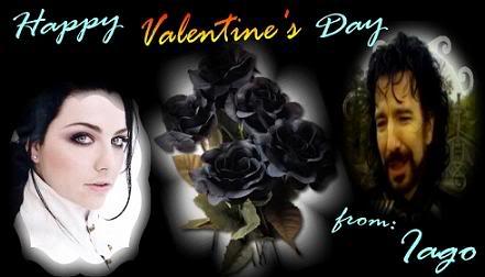 Happy Valentine's Day Iago-VDay