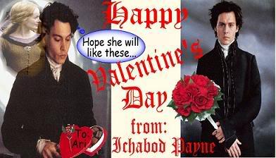 Happy Valentine's Day Ichy-VDay