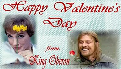 Happy Valentine's Day Oberon-VDay