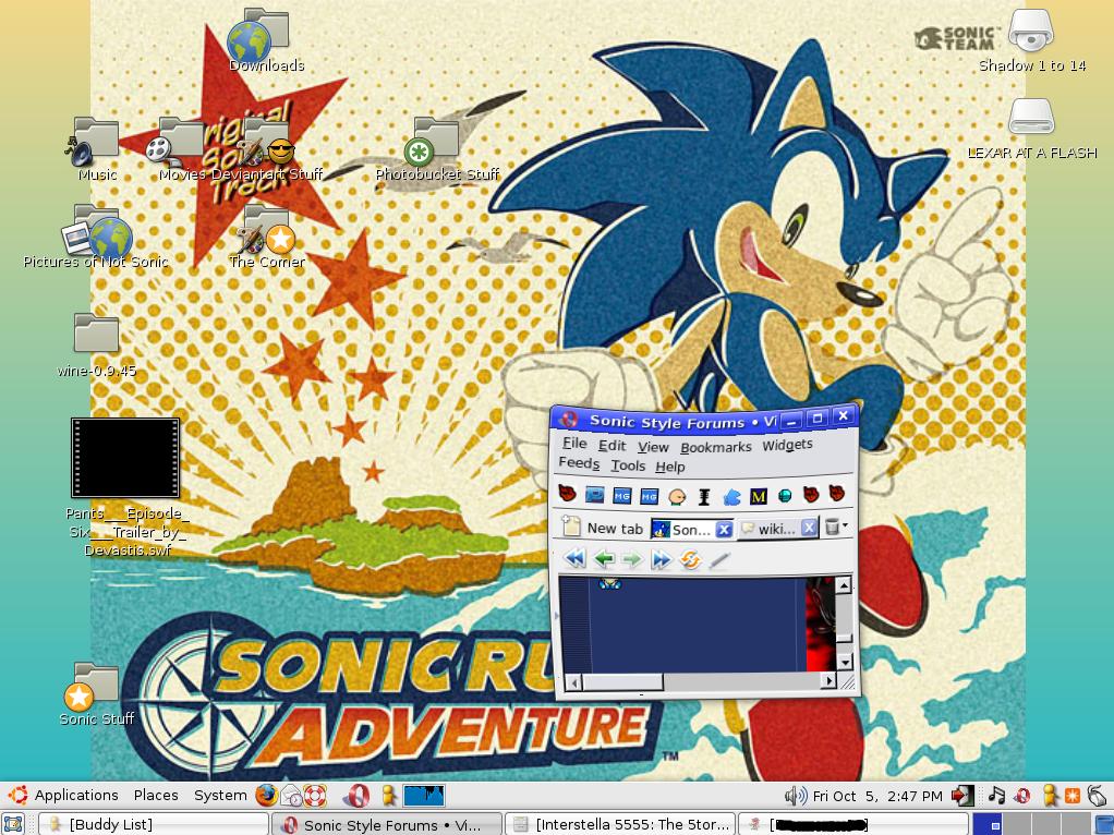 Desktop screenshots ScreenShot-2