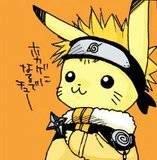 naruto-pikachu