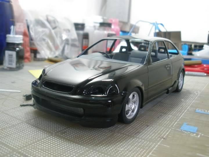 Civic Hb Ek Ek035