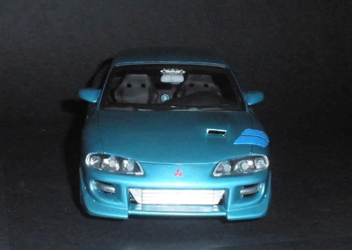 Mitsubishi Eclipse 99 10