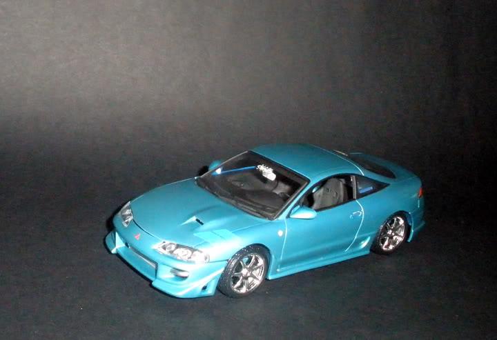 Mitsubishi Eclipse 99 11