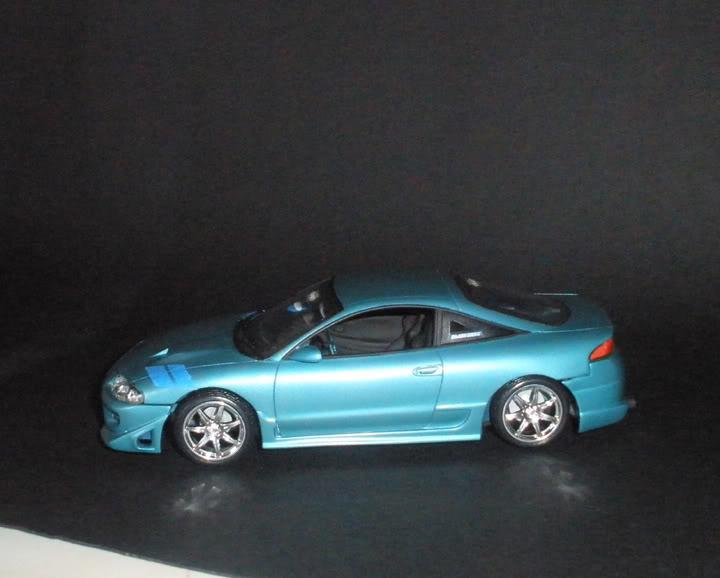 Mitsubishi Eclipse 99 12