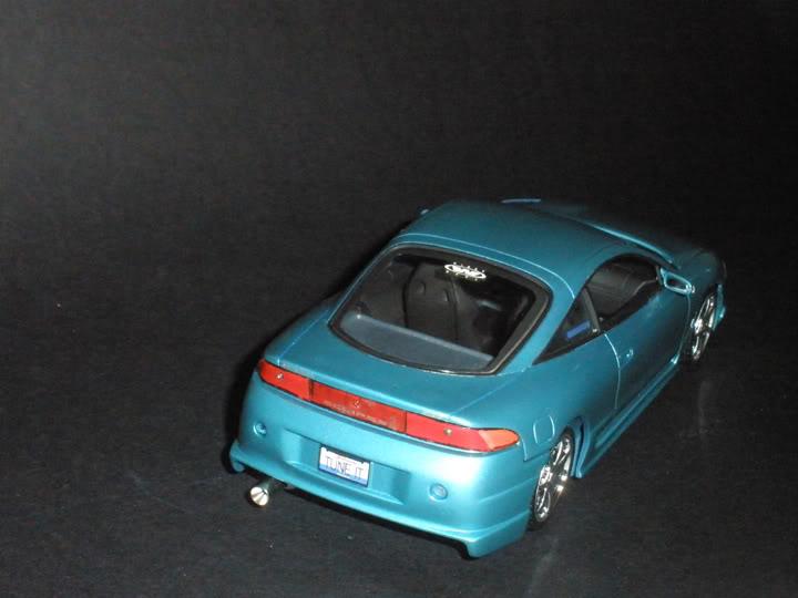 Mitsubishi Eclipse 99 9