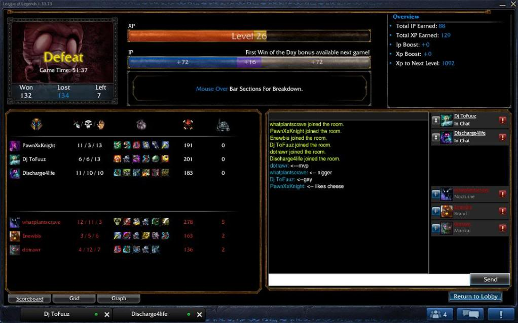 Screenshots for League of Legends Conniegame1