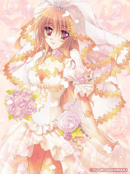 انمي عروس Wedding