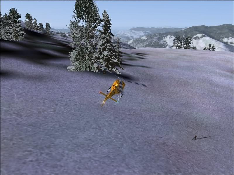 [Fs9]Esquiando com tigre de bengala 024