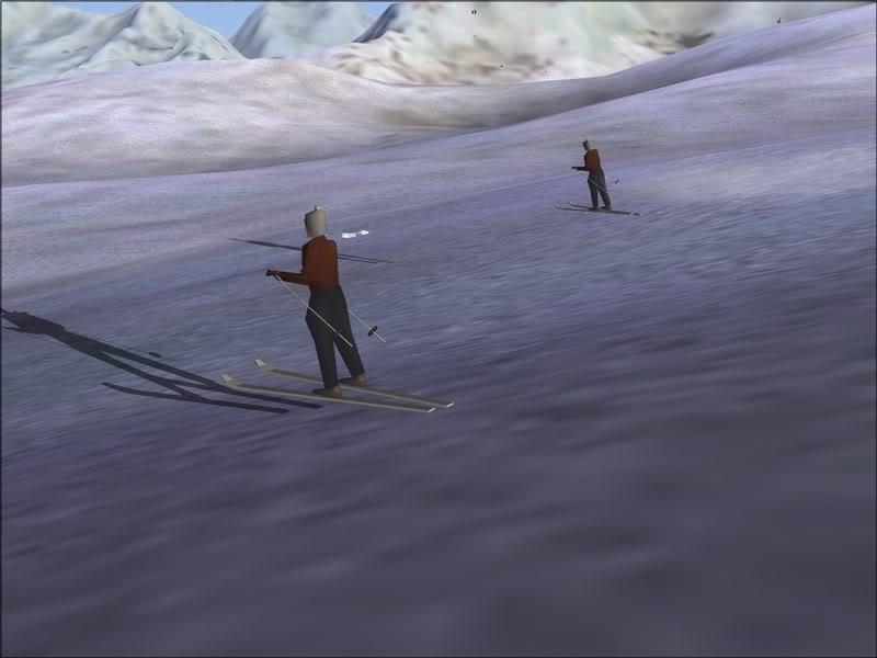 [Fs9]Esquiando com tigre de bengala 026